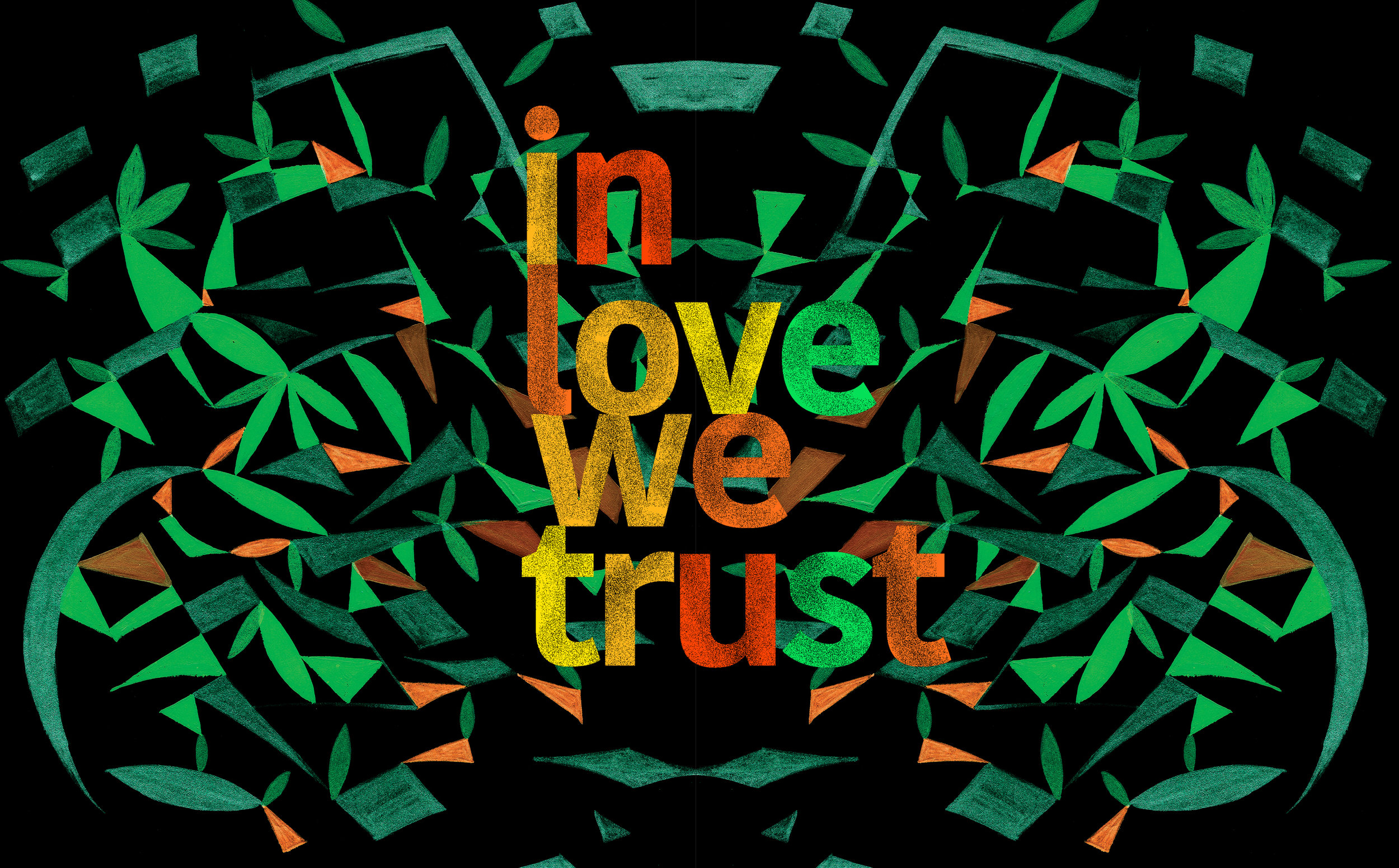 blunblun notebooks in love we trust