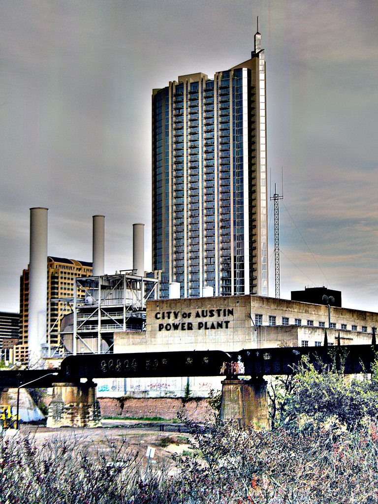 The Seaholm Power Plant in Downtown Austin - Athenahealth's new home