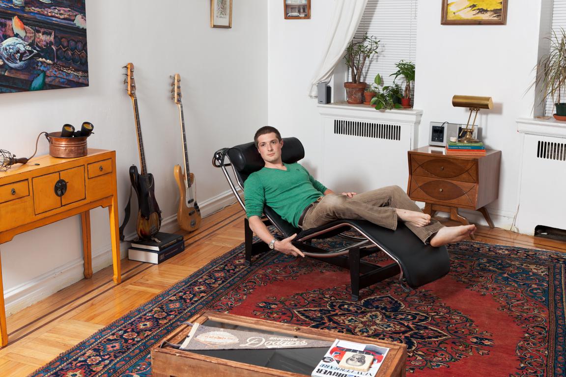Bachelor Pads: Luke, 2011