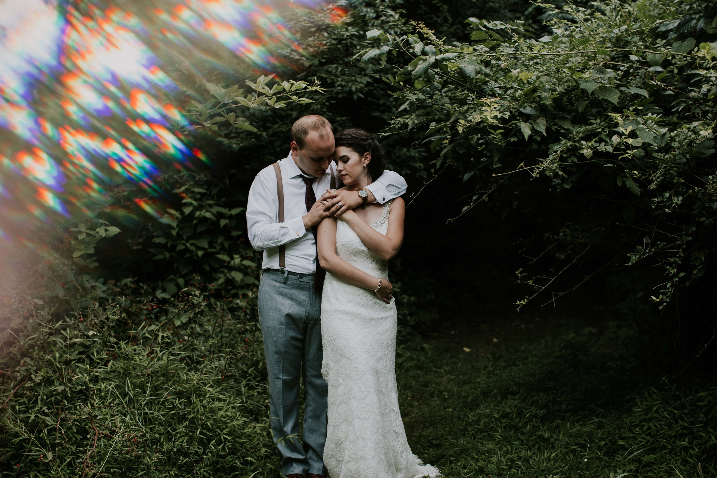 KELLY & ALEX - PLAYFUL SUMMER WEDDING