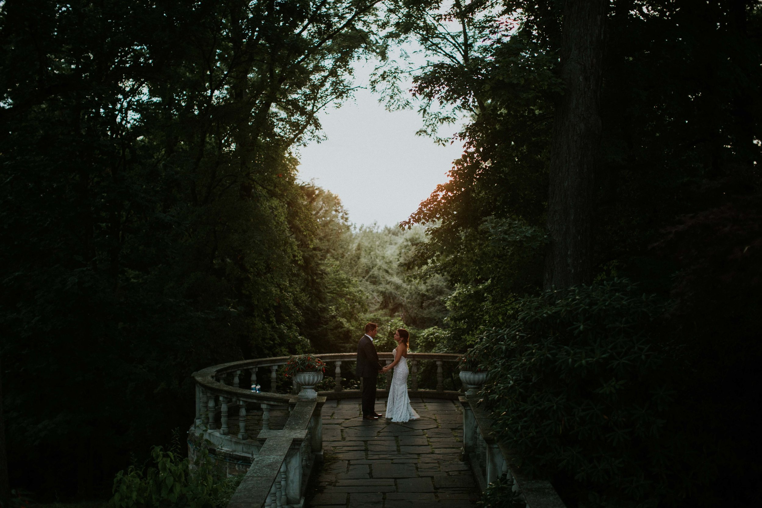 VINCE & WHITNEY - ROMANTIC SUMMER WEDDING