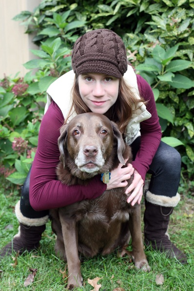 This is a photo of my inspiration for CarisaK Photography, my muse, my first baby, and my heart dog, Olive. She and I had to part in 2012 when she was just shy of her 13th birthday. It is because of the her that I want to document everyone's special and amazing animal companions. They are members of the family too.  *I'm also 36 weeks pregnant with my first human child in this photograph, captured by Brian Kozicki.