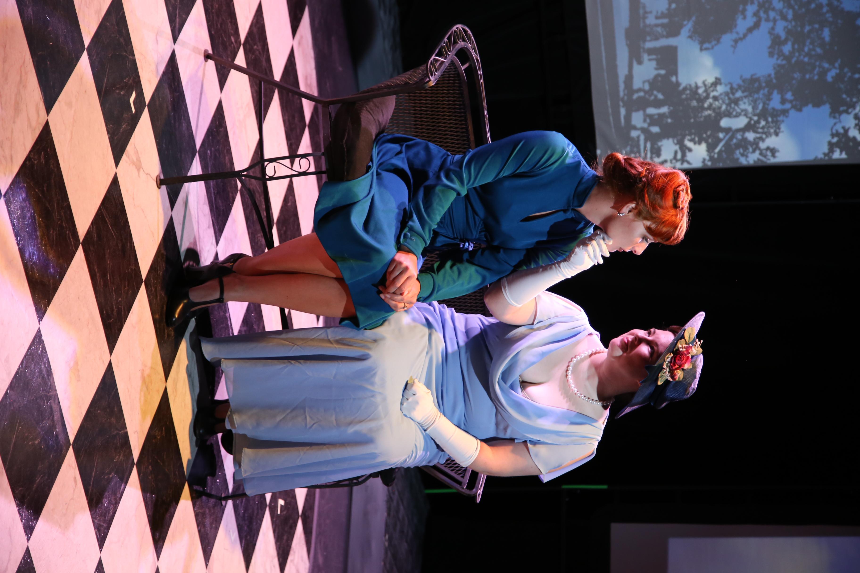 Gracie Jones & Karen Lange