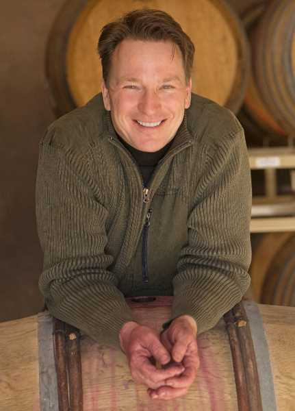 Joe Dobbes, founder and winemaker of Dobbes Family Estate Winery.