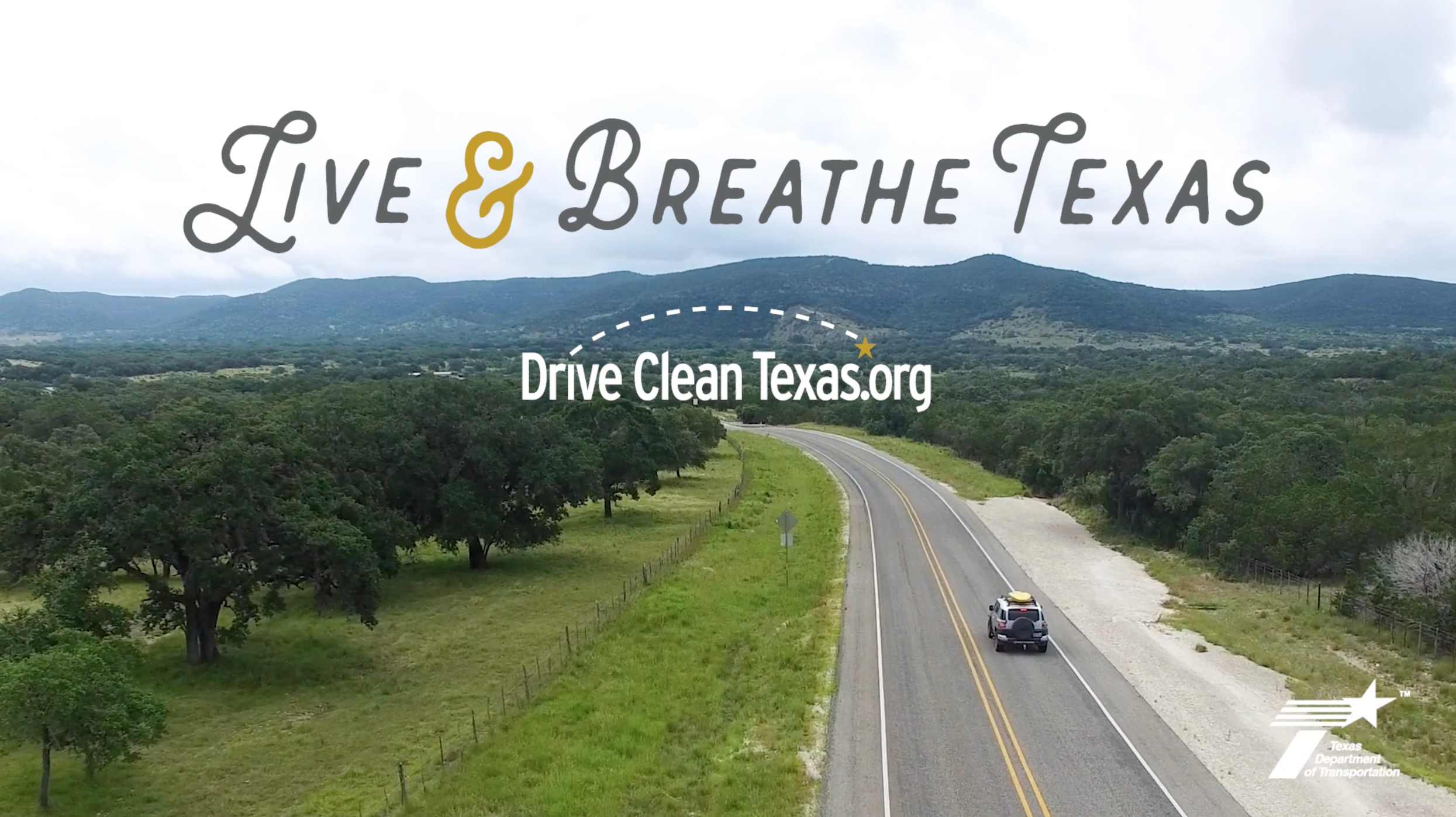 Copy of Copy of Drive Clean Texas