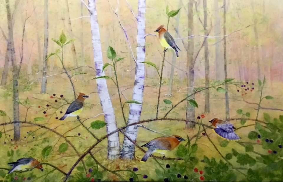 painting: Eric Brodersen