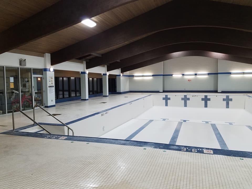 photo: Mosling Recreation Center