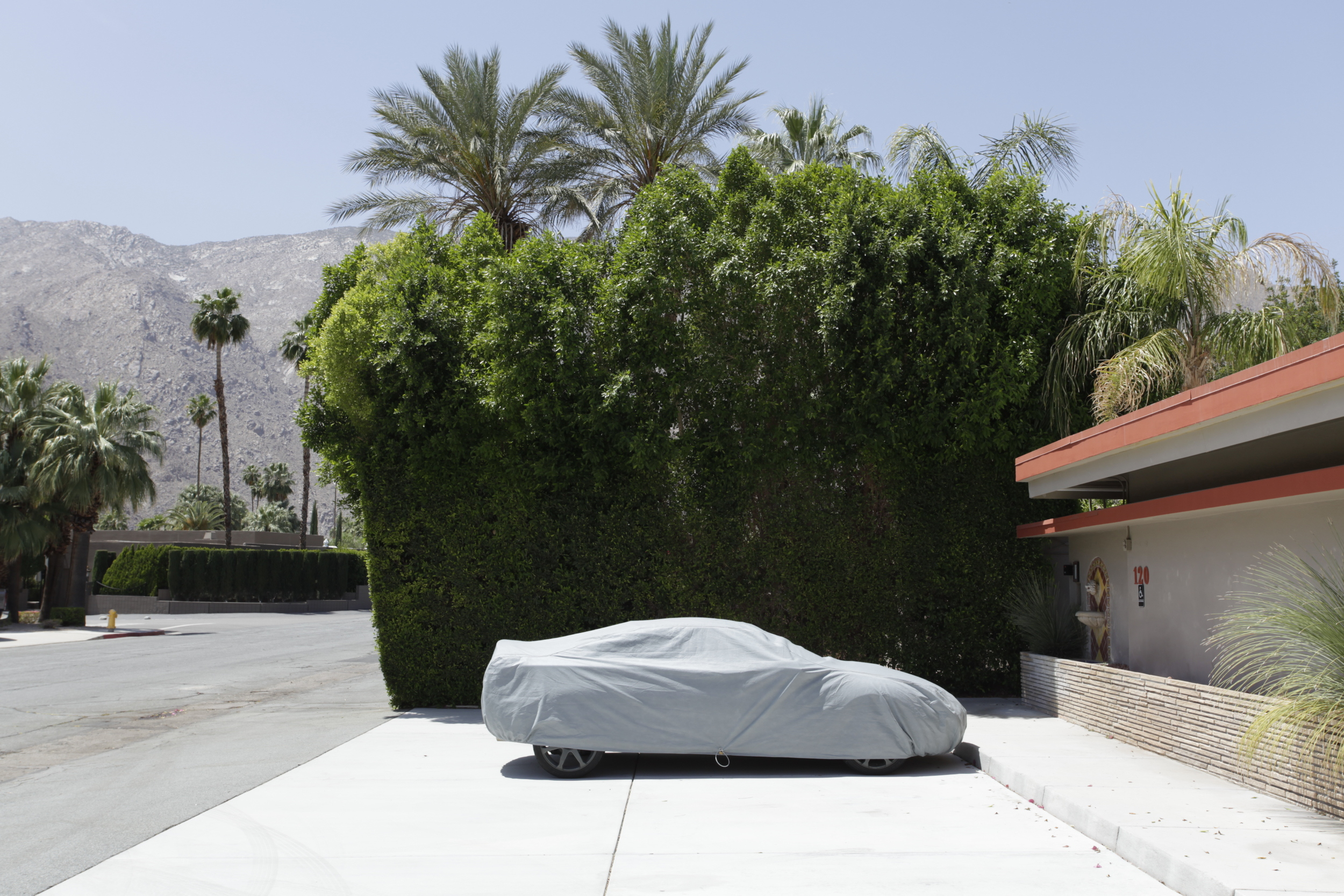 Untitled 4, Palm Springs, 2015