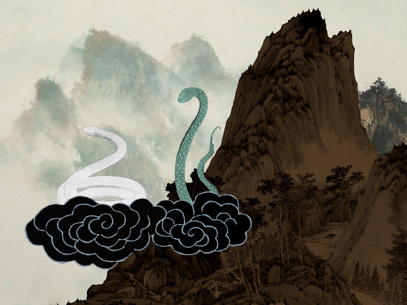 Two Snakes | video | dir. Krstin Li