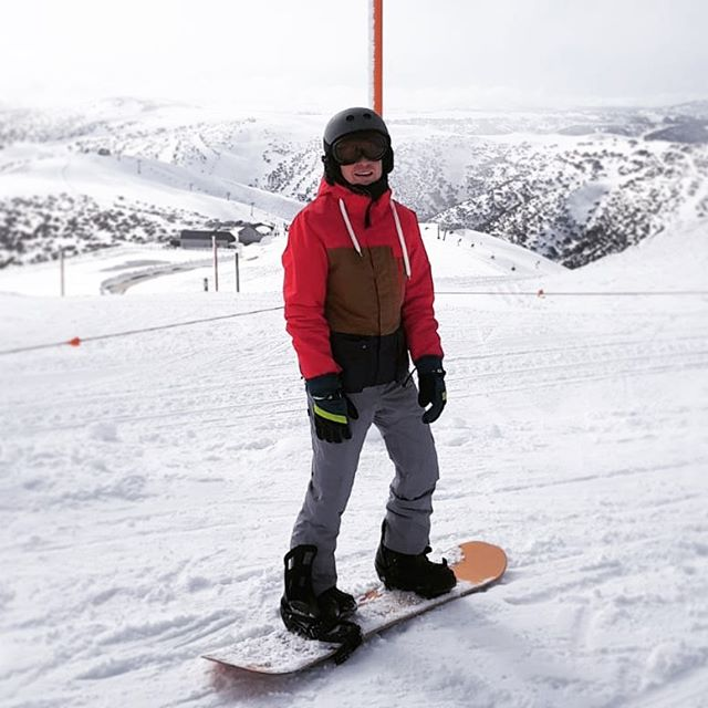 Midweek snowboarding getaway. First time for me... sore all over, especially wrists from all my stacks. Posting this from the cafe with emergency latte and self diagnosed mild concussion after a hard fall... (I'm fine, I think?) In conclusion: good fun, hard work, dead now, will do again.