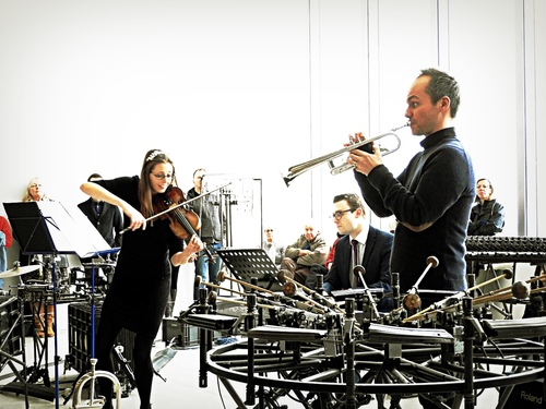 BRIGHT PLANET    Helen Caddick  Bright Planet (World Premiere)  CQ commissioned trio for Trumpet/flugel, violin and piano   09/01/2016    Turner Contemporary, Margate