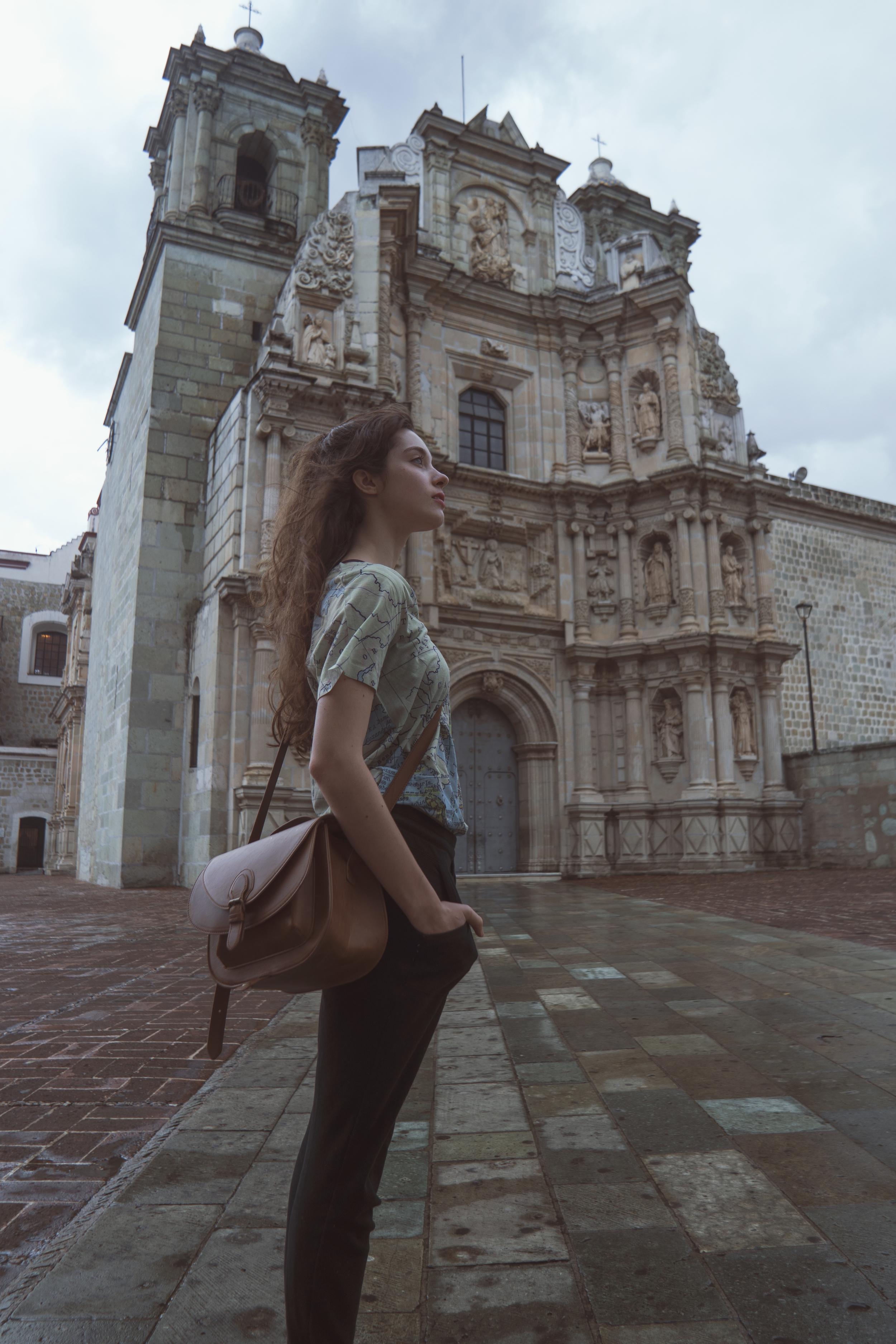 Basílica de Nuestra Señora de la Soledad.