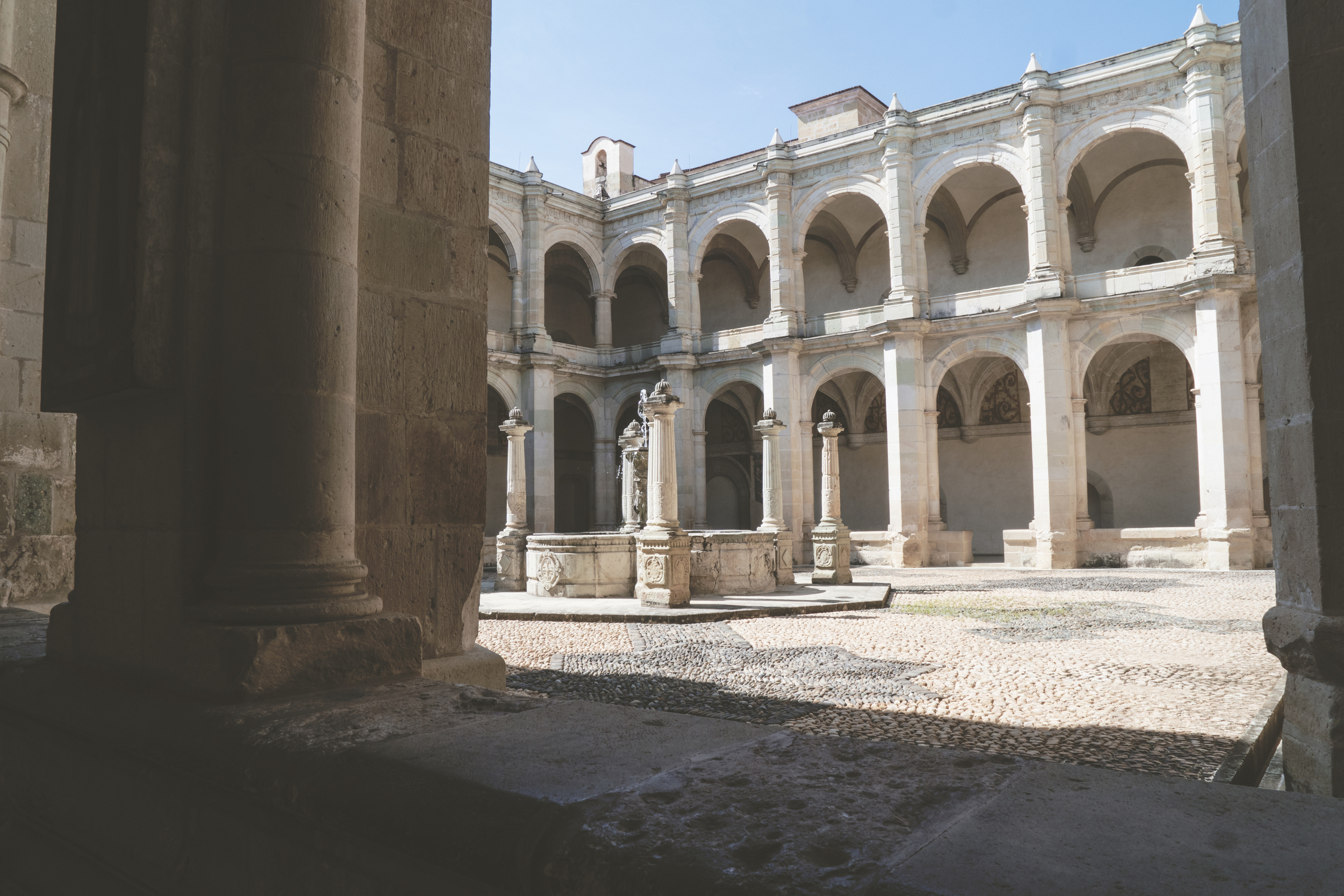 Ex convento de Santo Domingo.