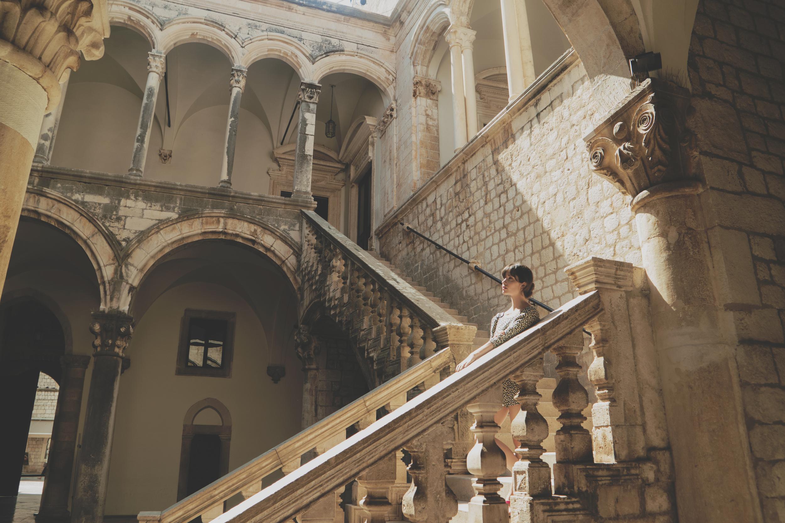 Palacio Sponza.