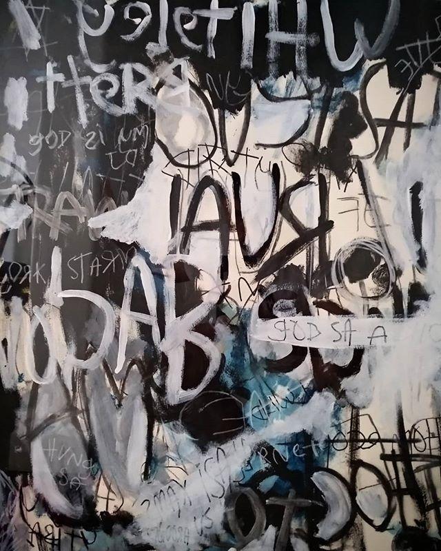 Close up #markmaking details 🔍 . . . #studioview #contemporarypainting #contemptoraryart #abstractart #todaysartreport #artwork #artist  #painting #figurativeart #modernart #abstractartist #artcollector #visualart #expressionist #gallery #instaart #figuration #basquiat #picasso #cytwombly #francisbacon  #dekooning #abstractexpressionism #neoexpressionism #urbanart #streetart #abstractpainting #portraitpainting