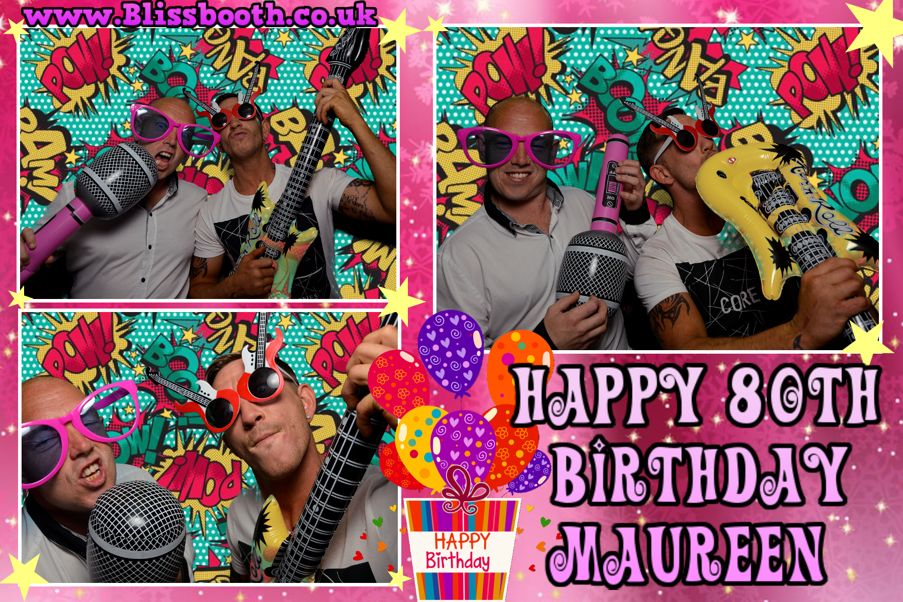 Worksop photo booth