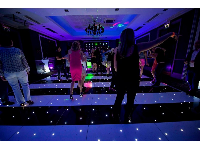 led dance floor sheffield