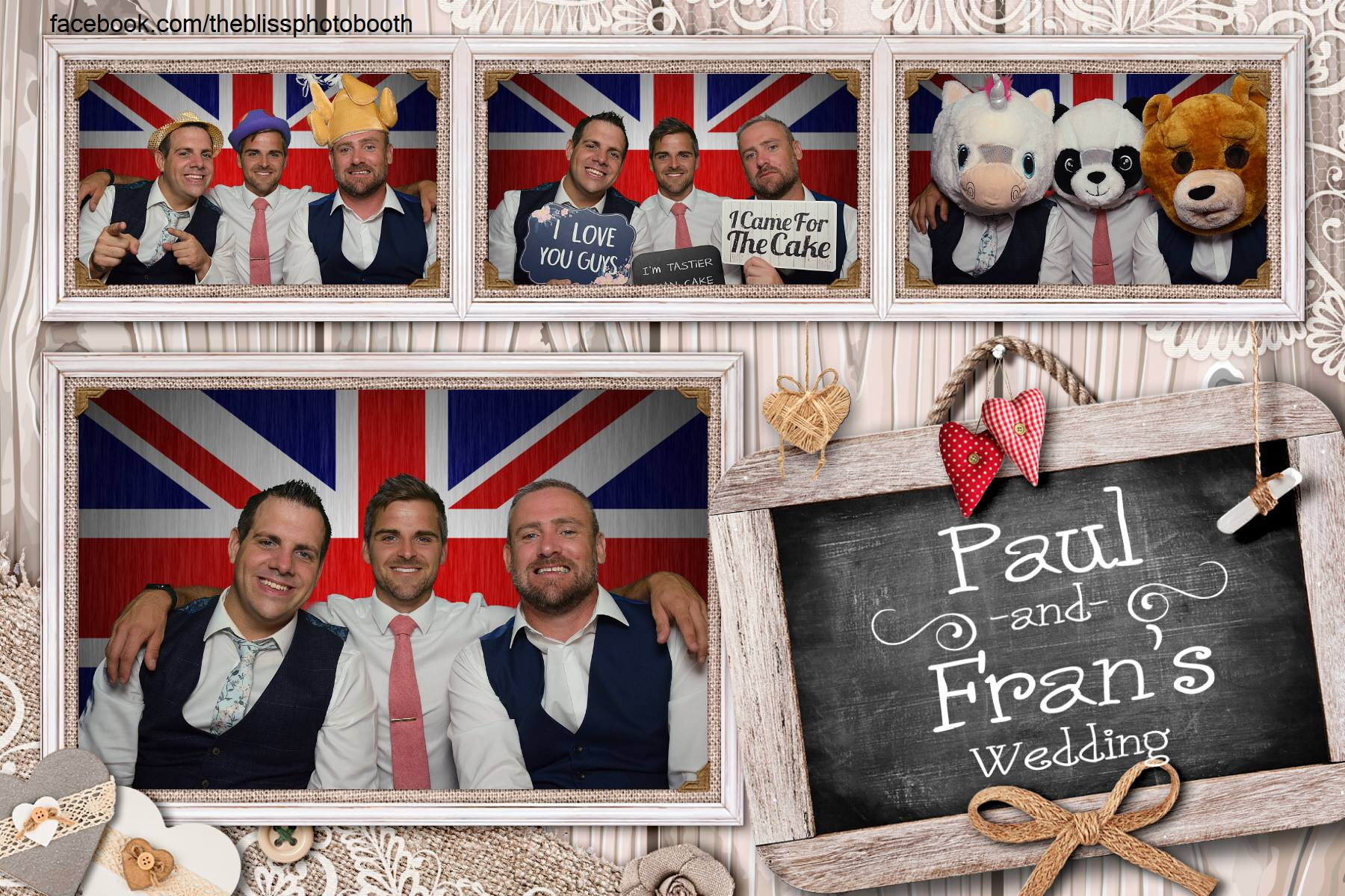 Photo booth hire in nottingham
