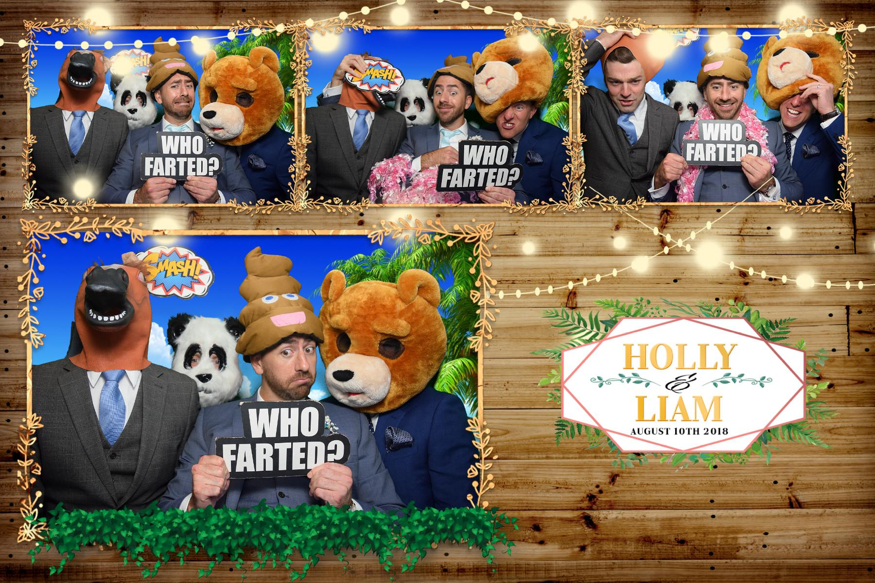 Photo booth hire in hull