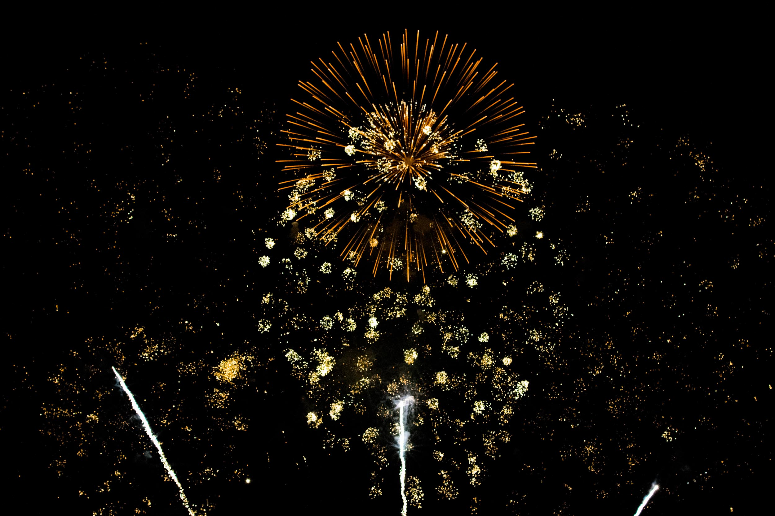 Fireworks, BC. 2017
