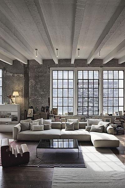 Loft furnishings - Interior Design Mallorca