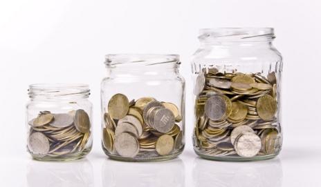 pension-pots_shutterstock_56272777