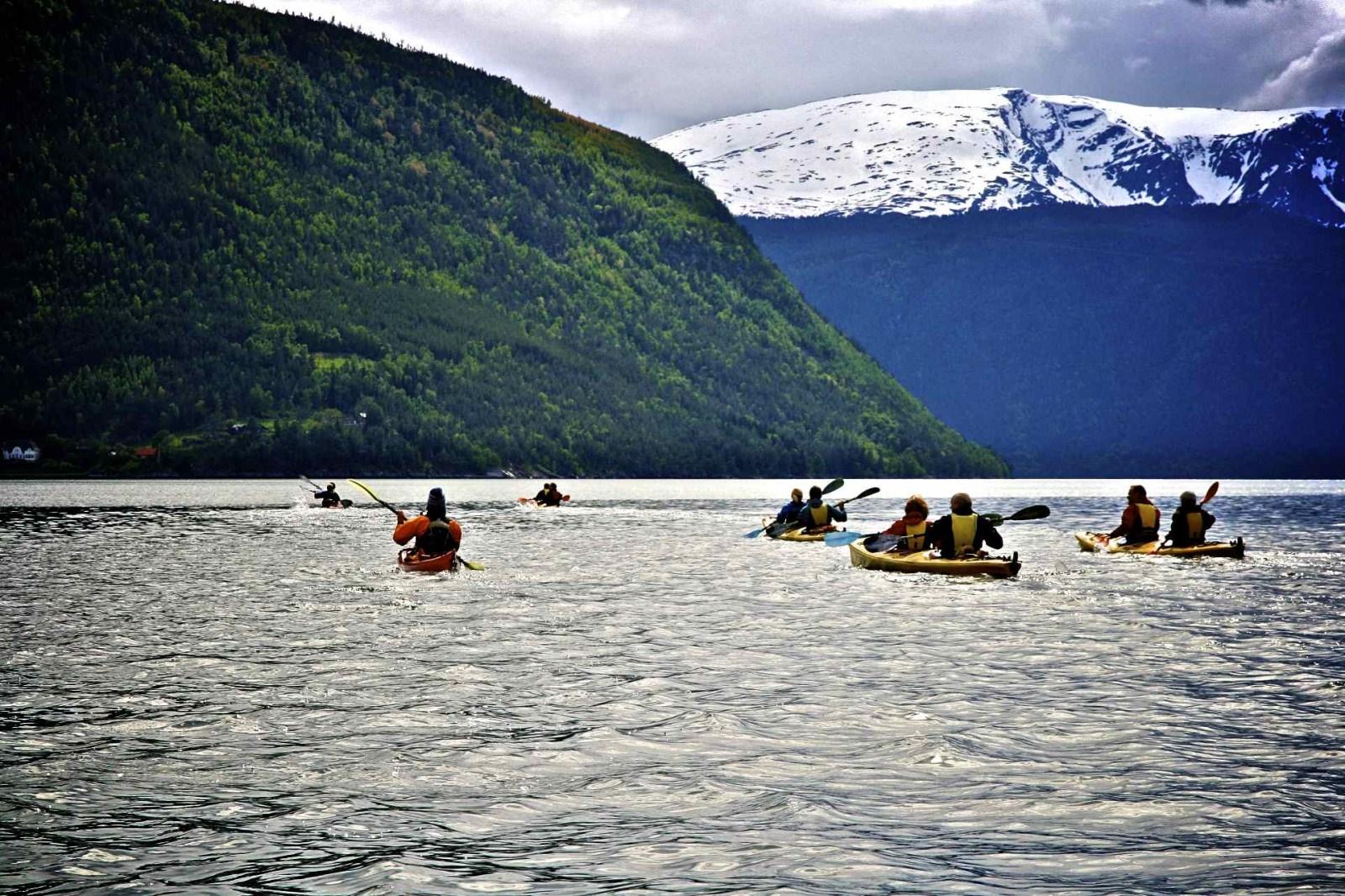 Extraordinary fjord experiences