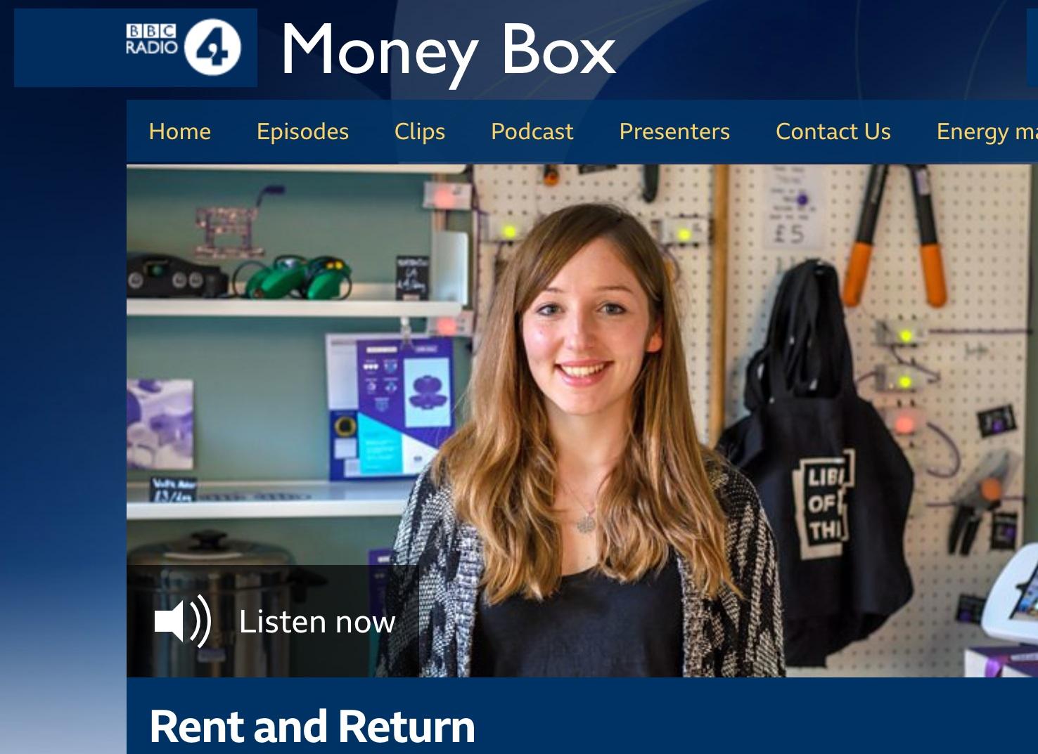 Radio 4 Money Box