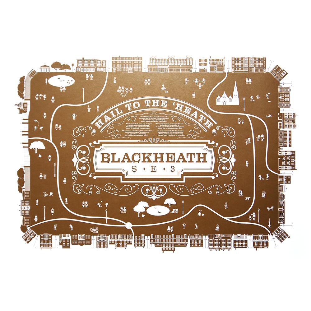 blackheath print