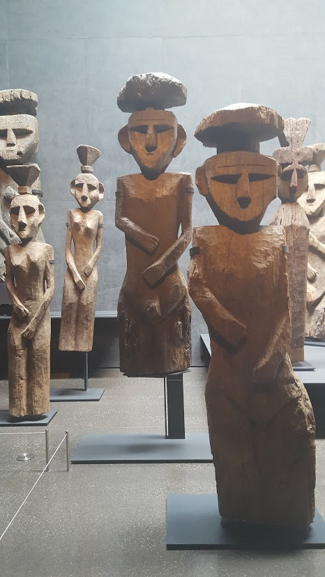 Museum of Pre-Colombian Art - totem recall