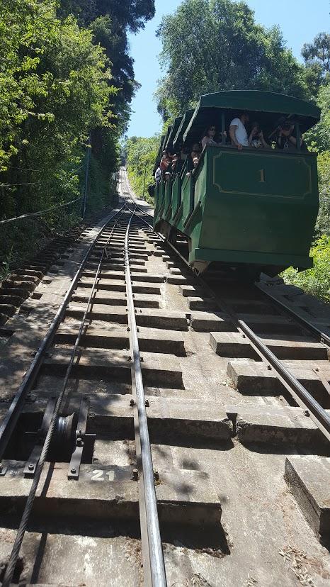 Santiago: putting the 'fun' in funicular
