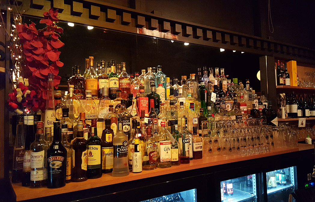 Barman's ruin