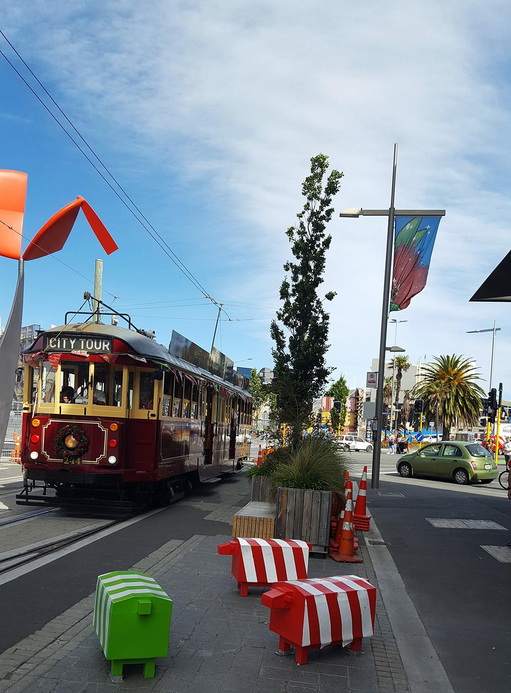 Downtown Christchurch