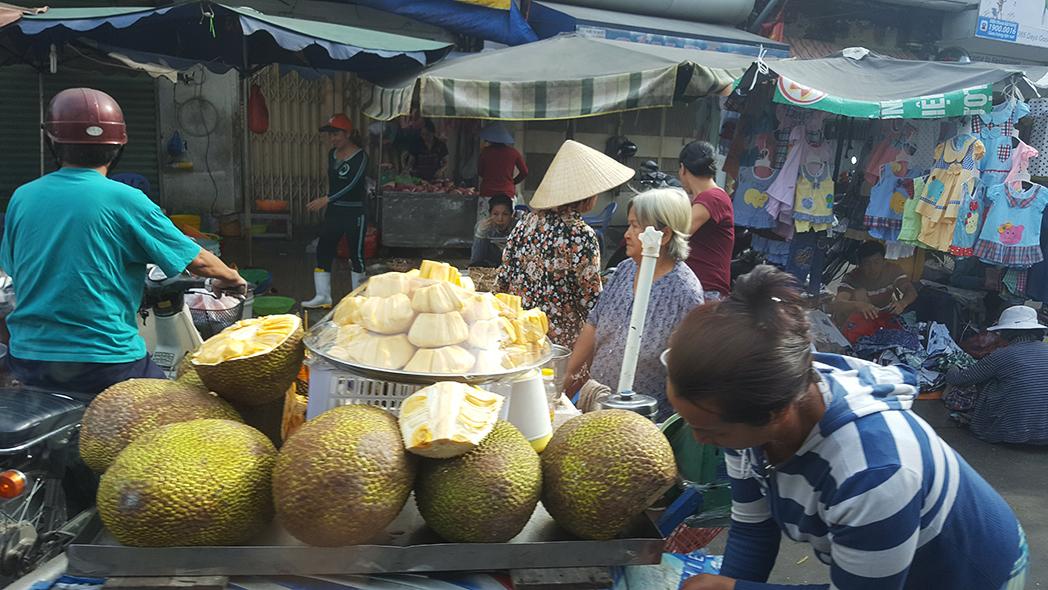 Jackfruits on sale
