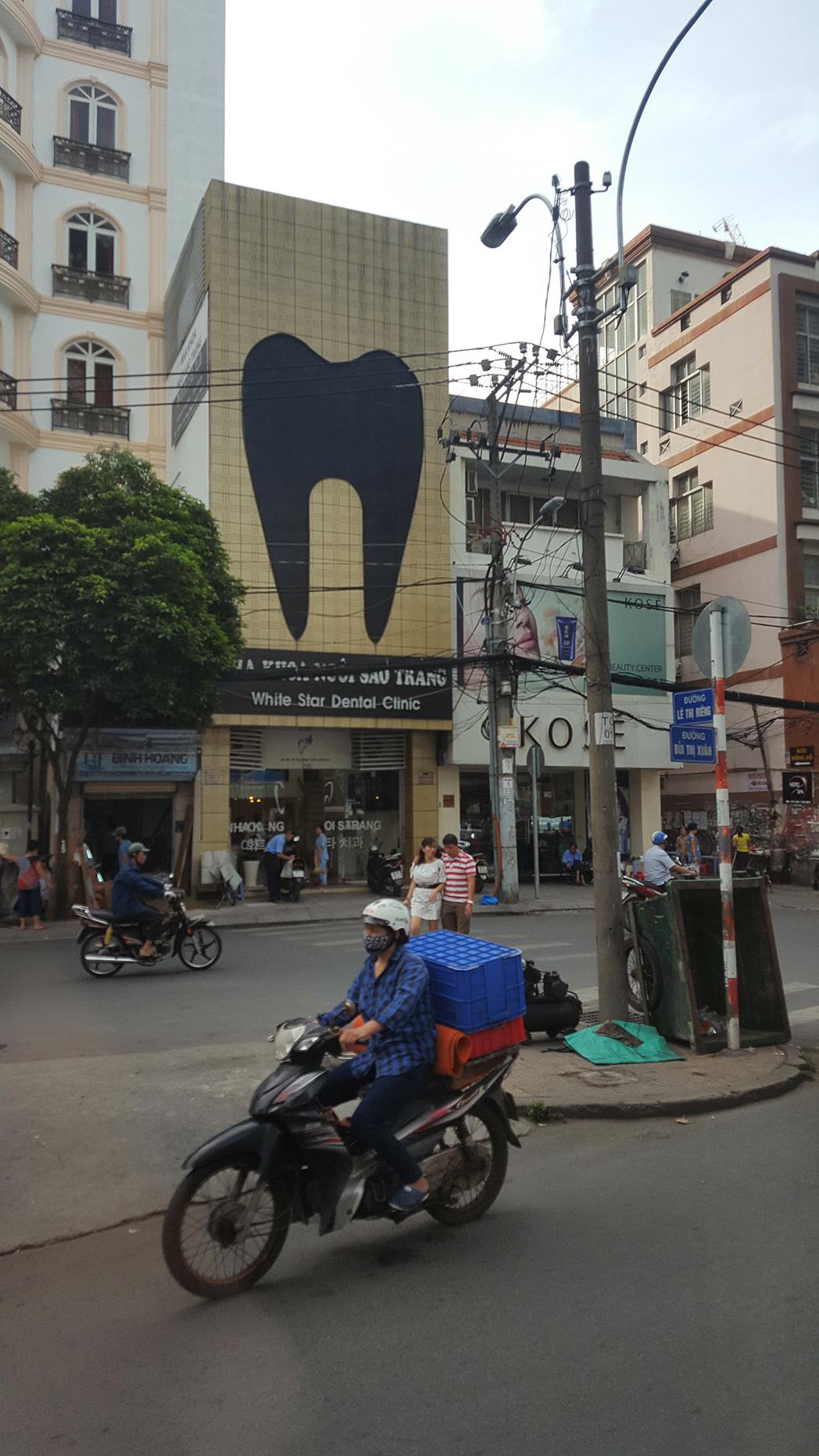 That's the molar opposite
