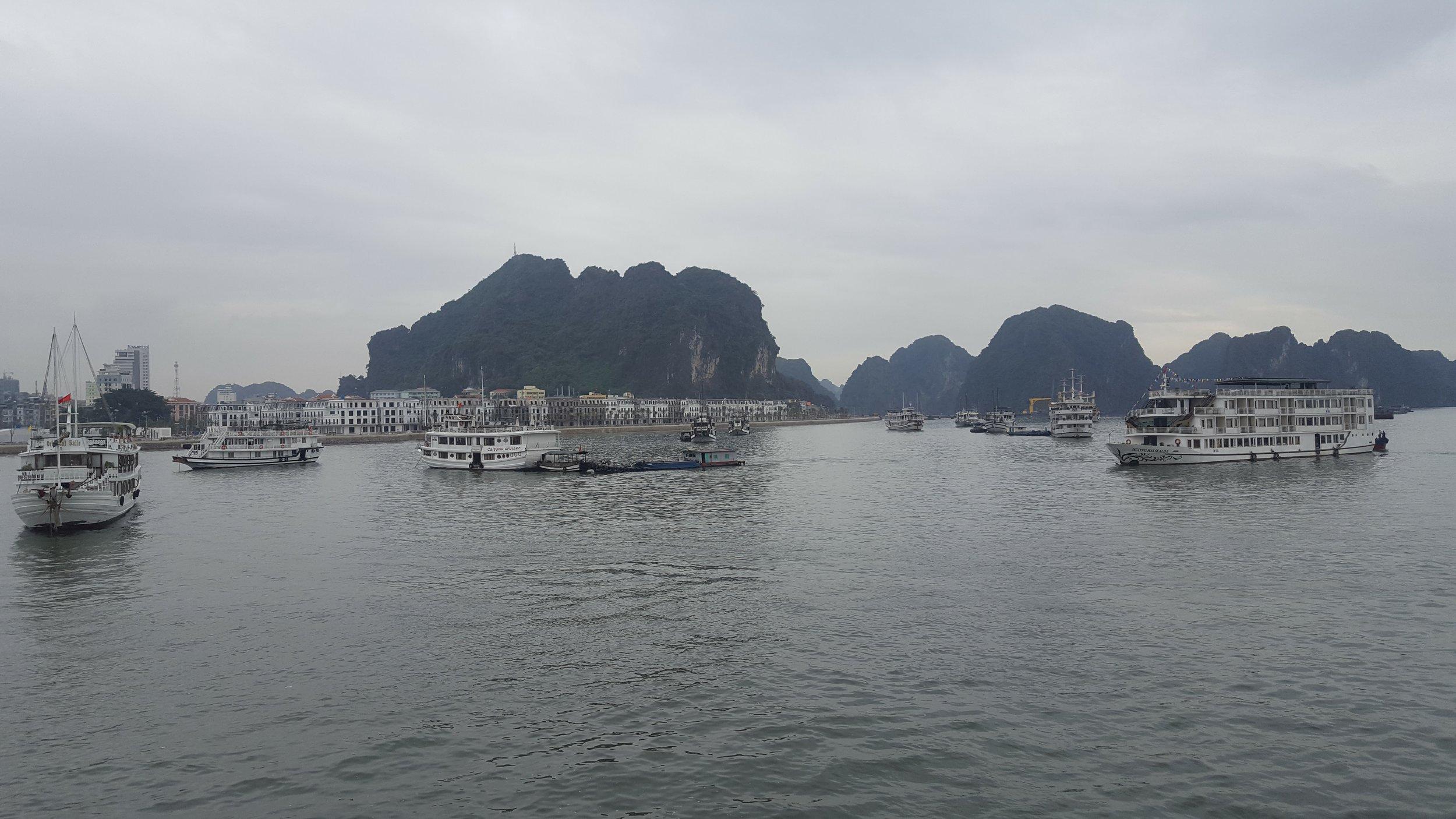 Hai Phong port