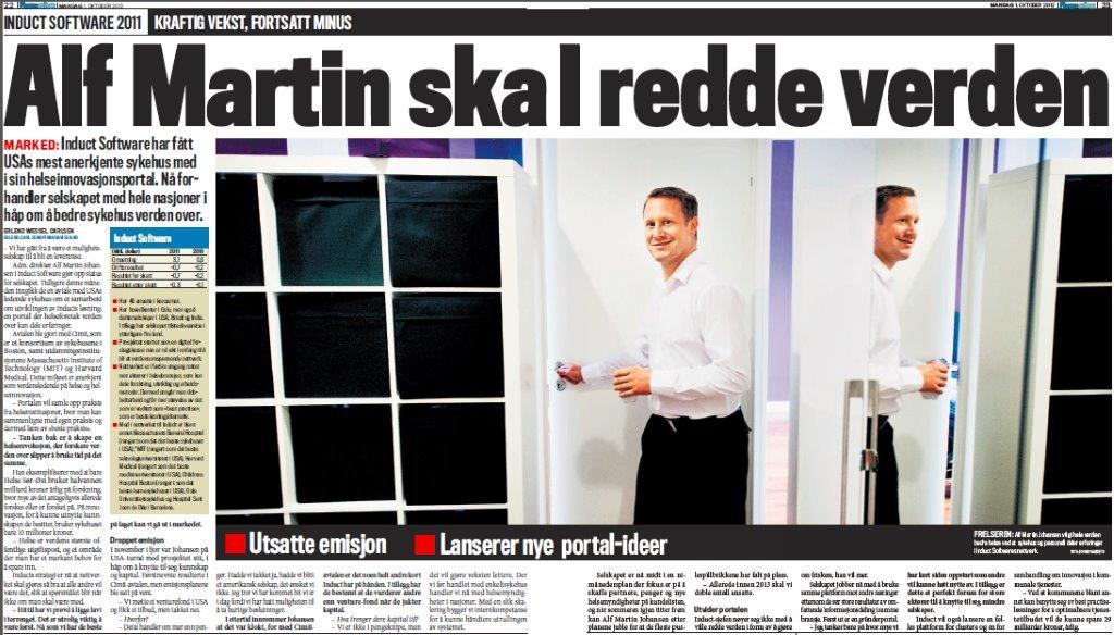 Alf Martin Skal Redde verden