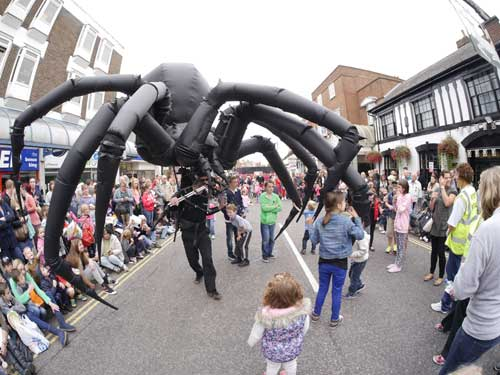 Witham International Puppet Festival