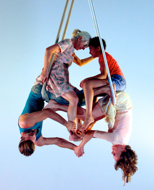 Ockhams Razor - This time trapeze rig