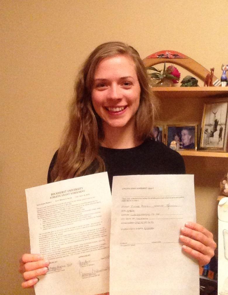Emma Persson (Rockhurst University)
