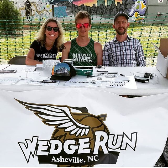 Dont forget to put the Wedge Run 10k on your race calendar.  May 4th, 2019, a flat fast 10k with all your best friends.  Signup at wedgerun10k.com