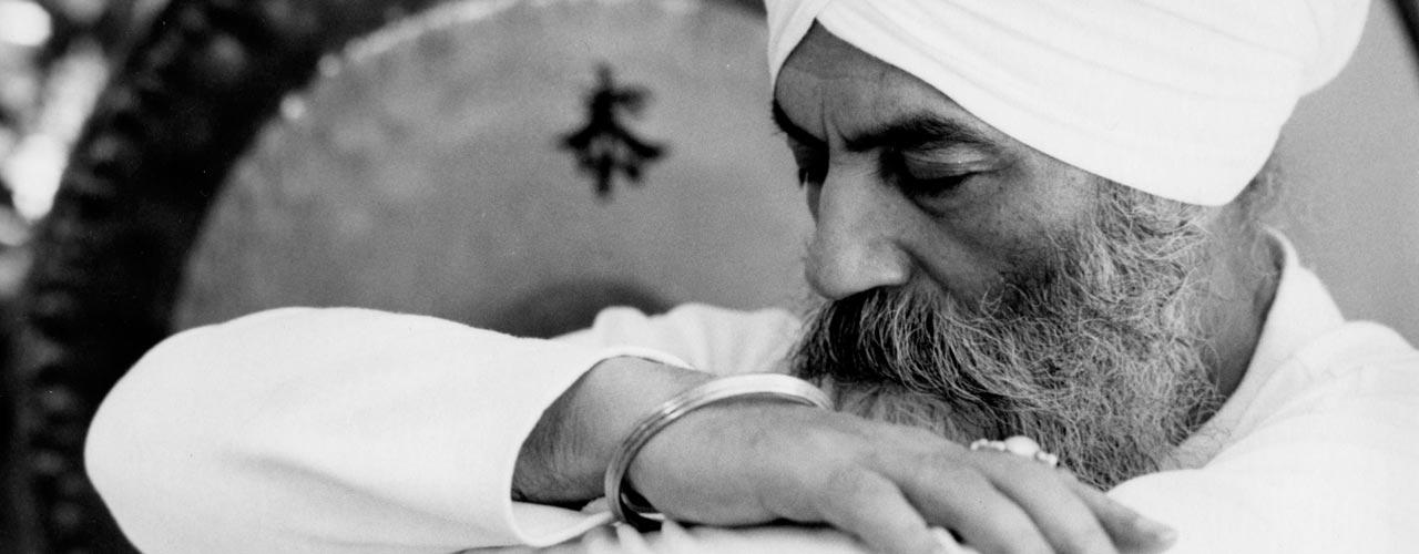 He is a Yogi