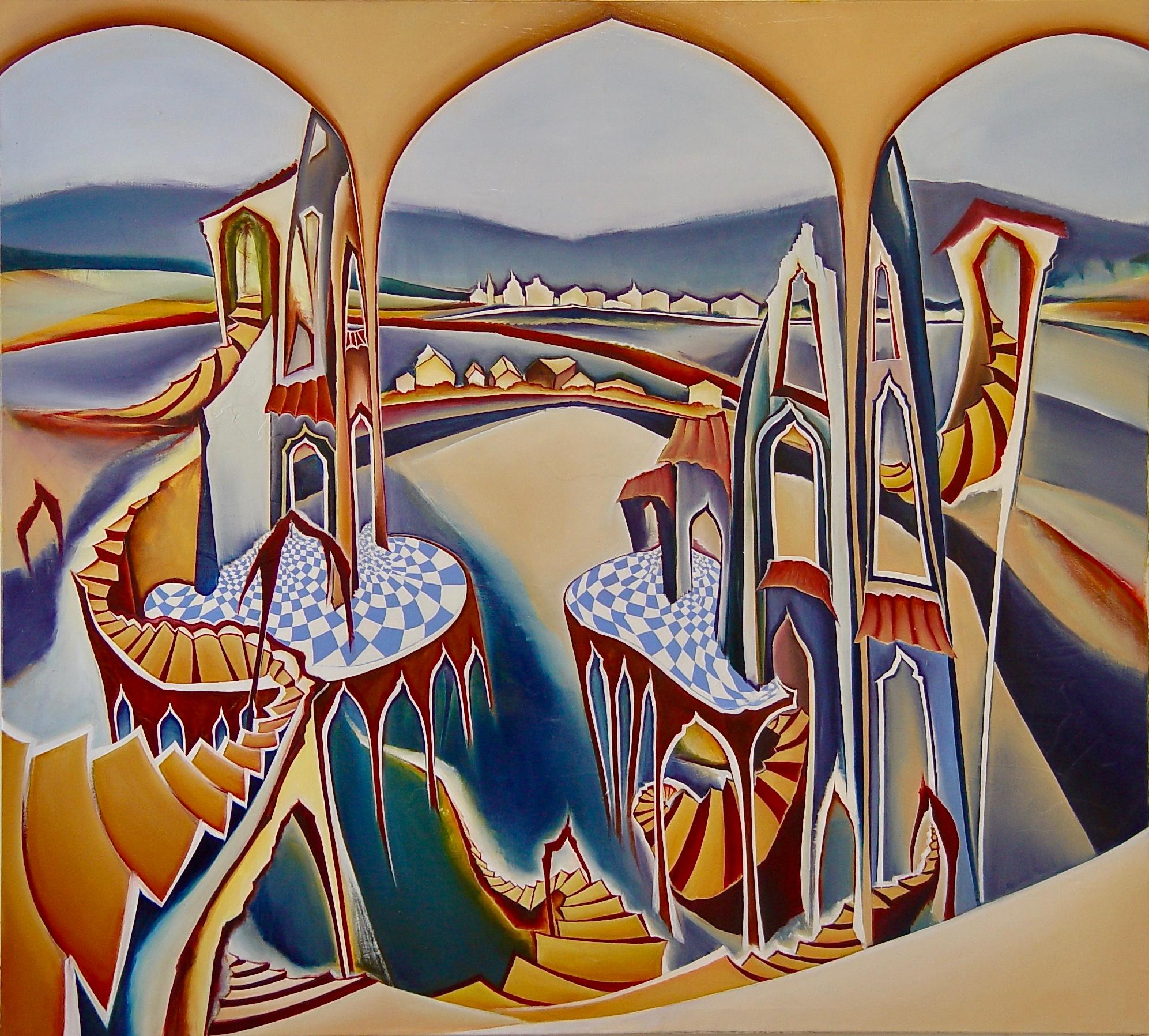 5. Belvedere, Oil on canvas,180 x 200 cm.jpg