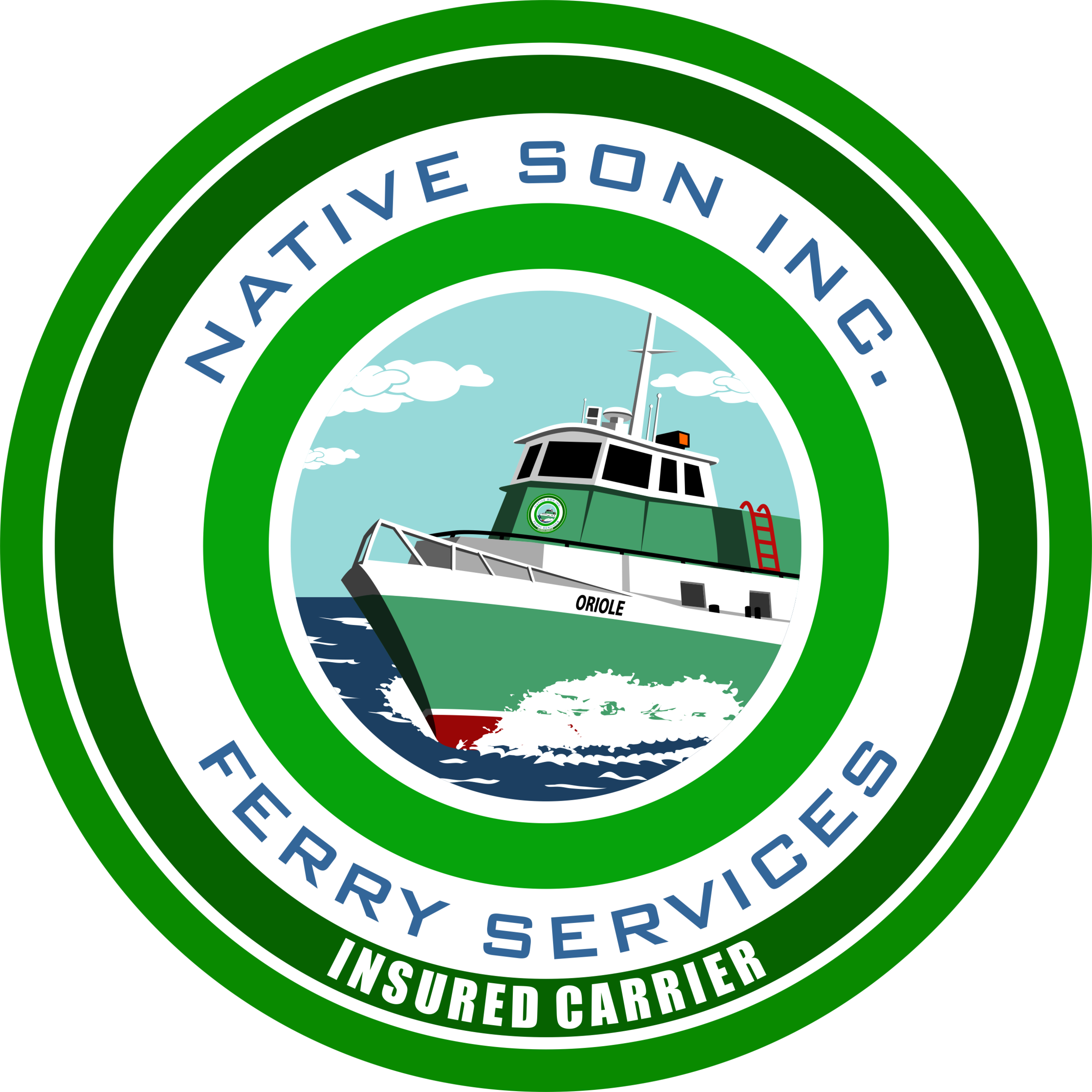 Native Son Ferry - Reliable Fast Ferry Service between the