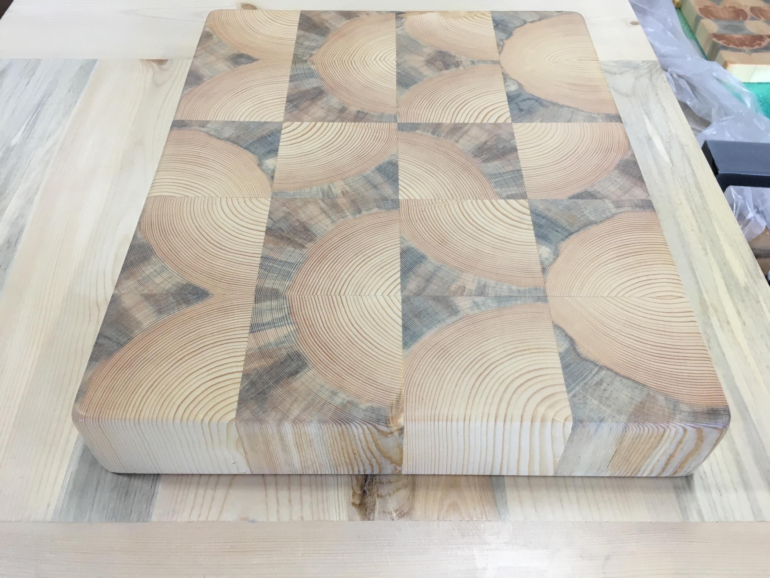Colorado Tables - Butcher Block Cutting Board