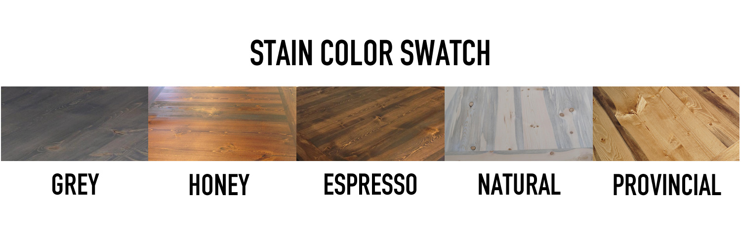 Stain Color Swatch