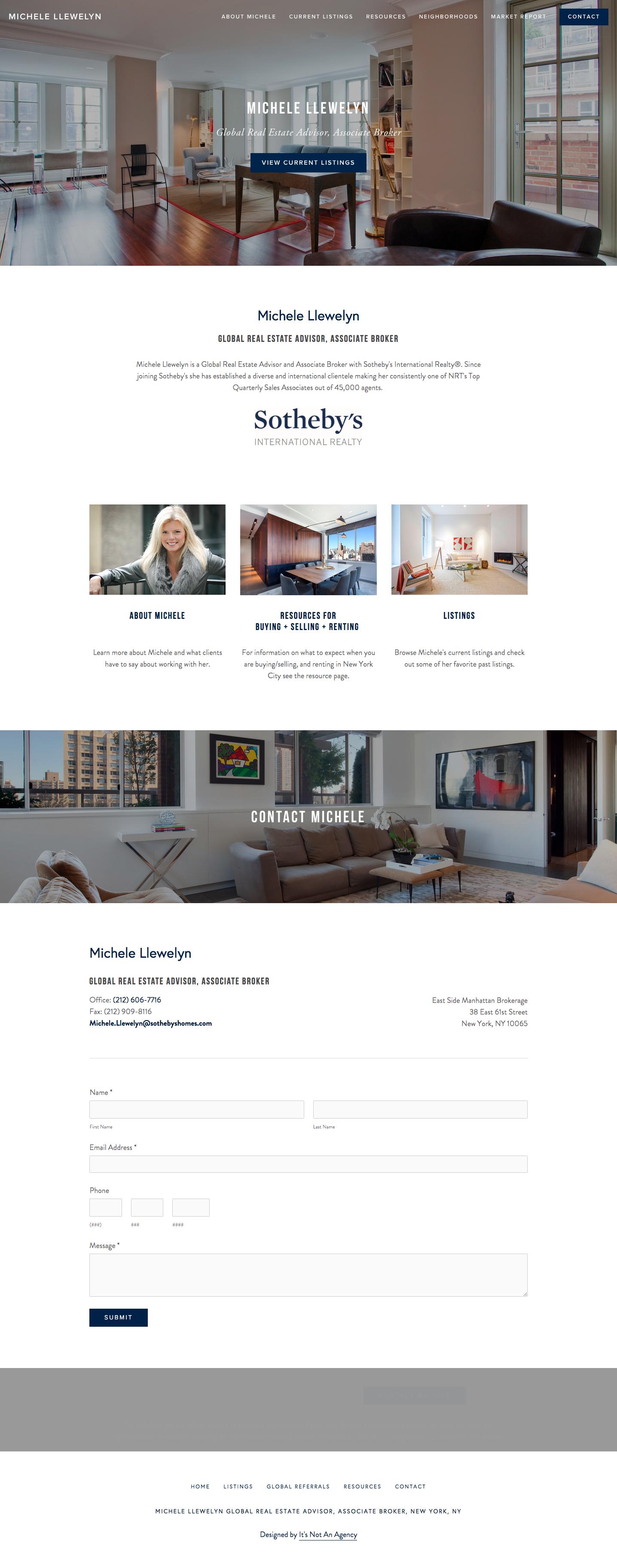 Real Estate Website_Michele Llewelyn1.png