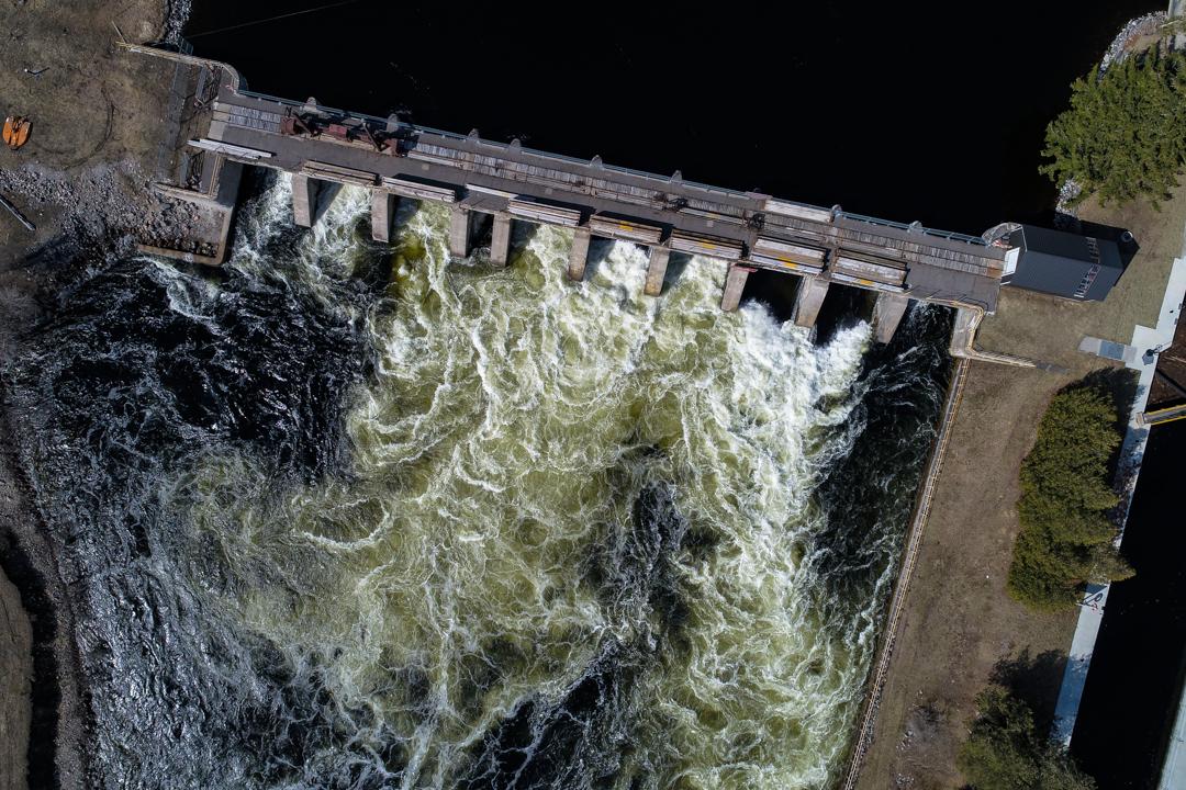 Lakefield Dam