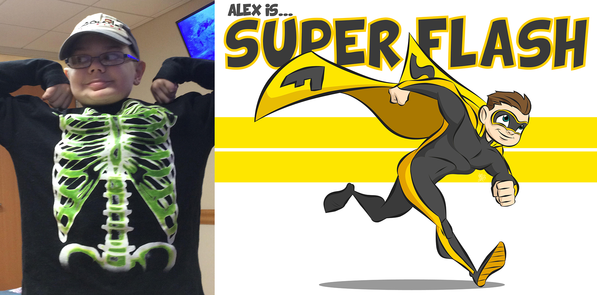 Alex (Super Flash)