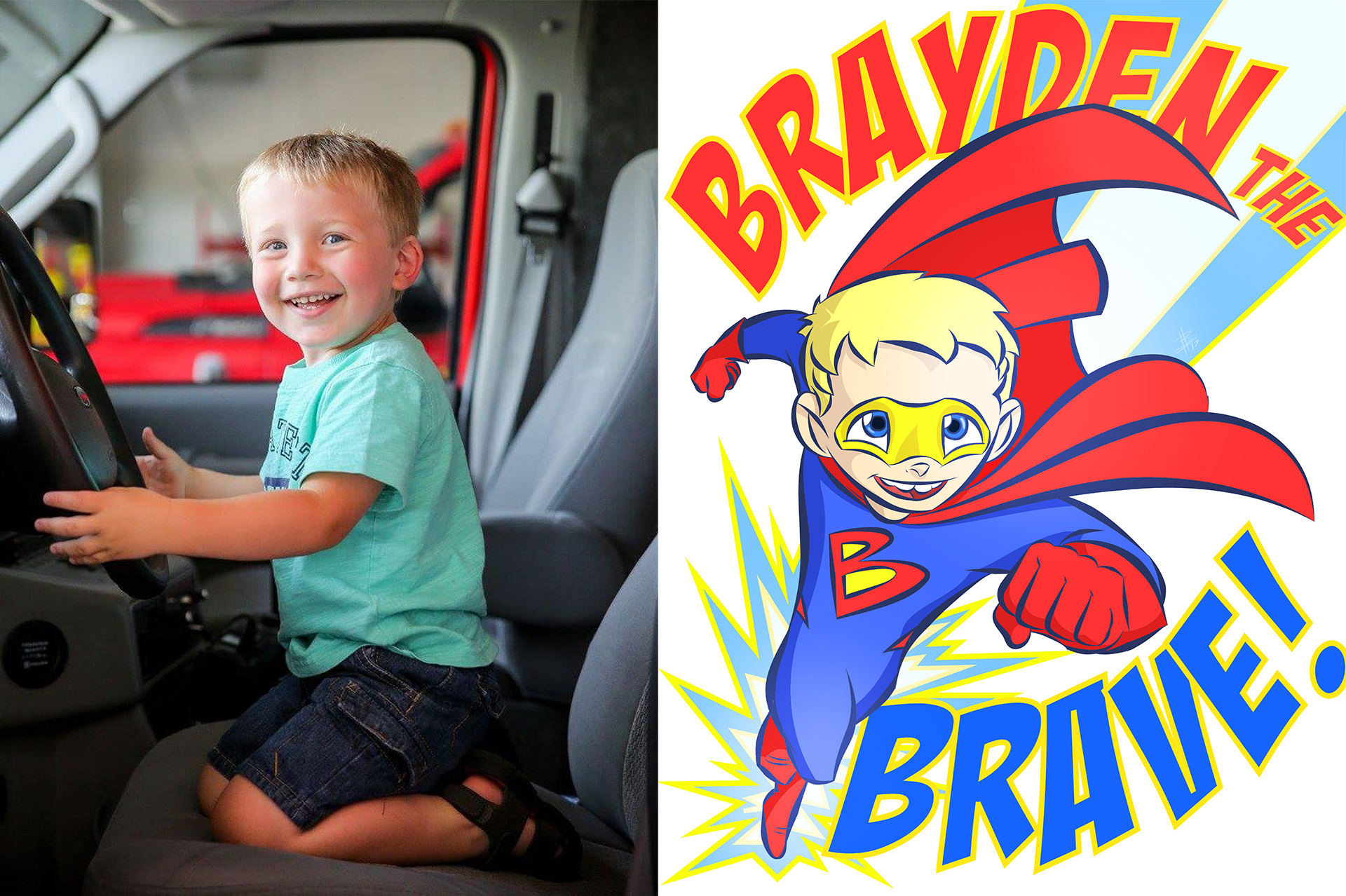 Brayden (Brayden the Brave)